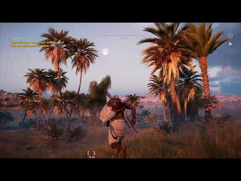 Assassin's Creed Origins Gameplay Episode 4 (4K - Resolution)
