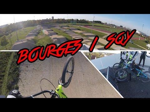 Bmx Race - Stage technique à Bourges et SQY - [centre de formation LBA]