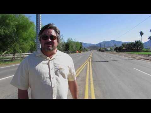 Township and Range for Arizona