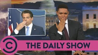 The Mooch Loves Donald Trump - The Daily Show | Comedy Central