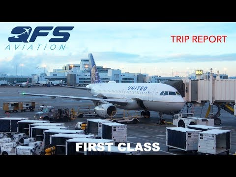 TRIP REPORT   United Airlines - A319 - Denver (DEN) to Phoenix (PHX)   First Class