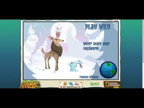 FREE member account-animal jam