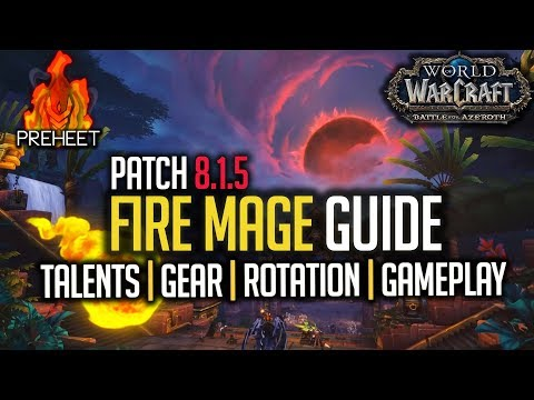 fire mage guide
