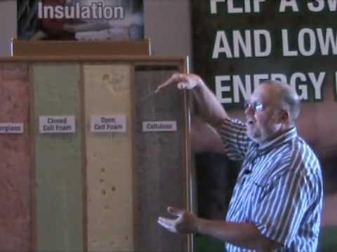 Insulation - TogetherWeSave Energy Efficiency Display Panel