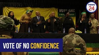 ANC leaders begged me to resign - Jacob Zuma