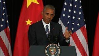 Obama: Kaepernick exercising his constitutional right