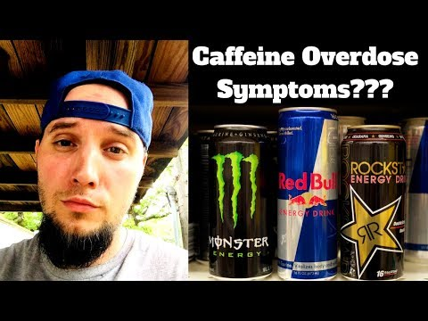 Caffeine Overdose Symptoms - No Caffeine Day 9!