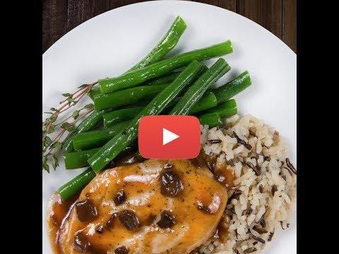 Chefs' Menu Meal Kits   Chicken Marsala