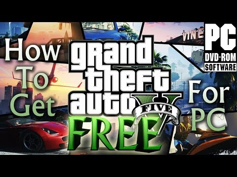 Download Grand Theft Auto V For Free