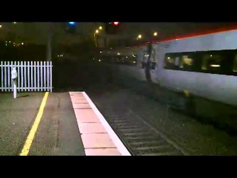 Trains At Birmingham International and Birmingham New Street