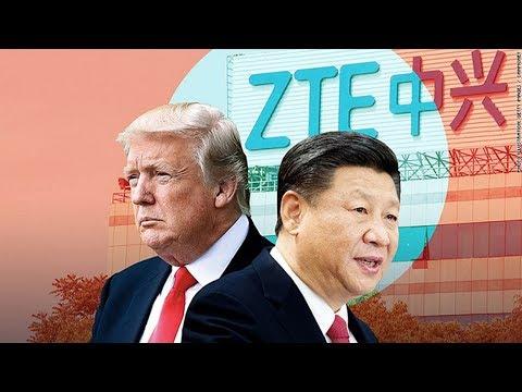 """Sau """"cái chết"""" của ZTE, công ty Trung Quốc nào sẽ"""
