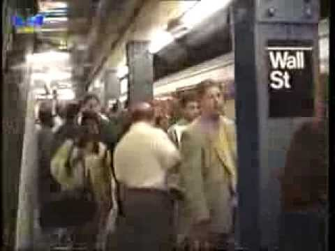 New York City, U-Bahnhof Wall Street, (1997)
