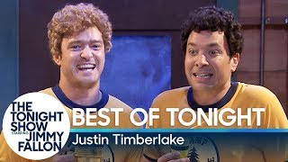 Best Of Justin Timberlake On The Tonight Show