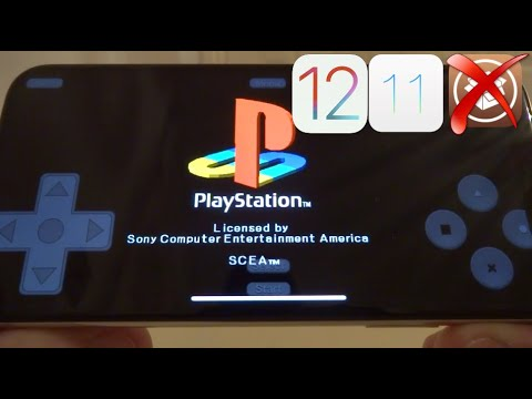 NEW Install PlayStation & Games FREE iOS 11 - 11.4 / 10 / 9 NO Jailbreak iPhone iPad iPod Touch