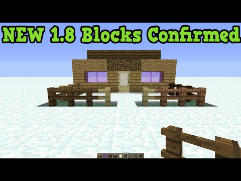 Minecraft Xbox 360 + PS3 TU25 NEWS Blocks 1.8 FEATURES CONFIRMED