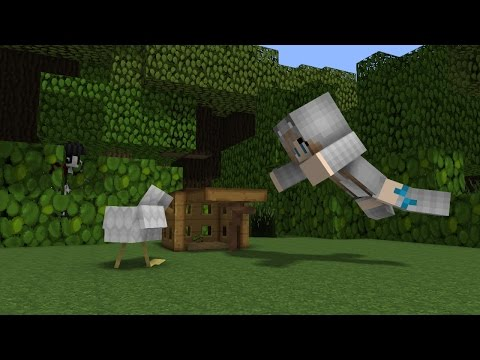 Minecraft: How to Make an Animal Trap
