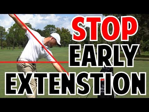 How to Build a Consistent Golf Swing - Keep Your Posture
