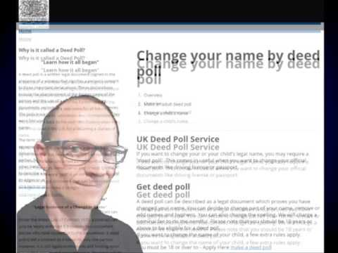 Questions From Parents Changing Child's Name By Deed Poll