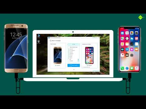 How to Transfer Data from Android to New iPhone X ?