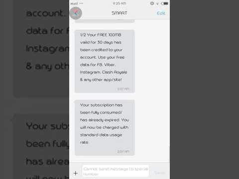 How to change the font size of messages in Vivo Y53