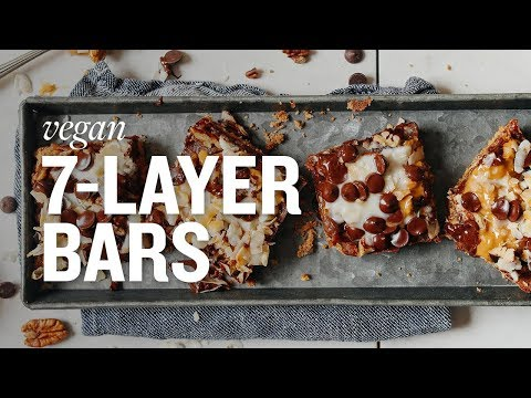 7 Layer Bars | Minimalist Baker