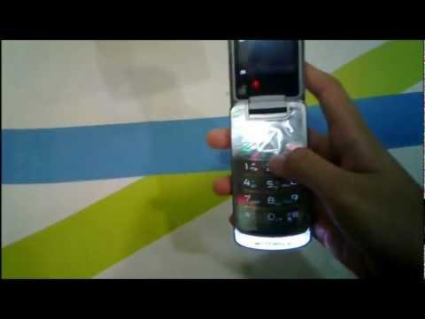 Motorola EX212 Gleam / Clamshell