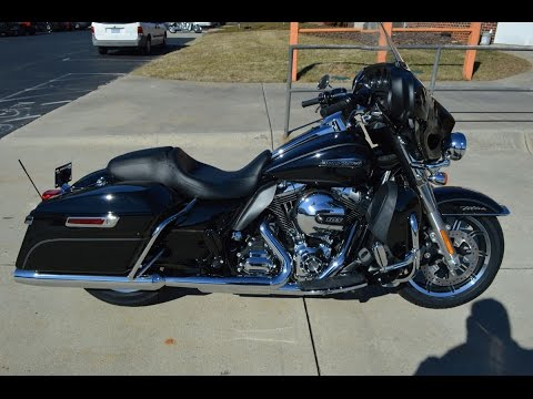 SOLD! 2015 Harley-Davidson® FLHTCUL - Electra Glide® Ultra Classic® Low 8233