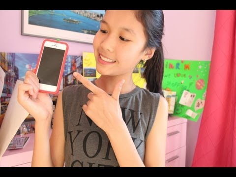 What's on my iPhone?! (+editing apps)