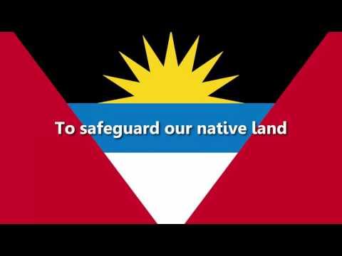 Antigua and Barbuda - National Anthem - Fair Antigua, We Salute Thee (ACAPPELLA VERSION)