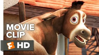 The Star Movie Clip - Donkey on the Run (2017) | Movieclips Coming Soon