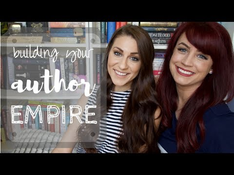 Build Your Author Empire | Collab with ThisIsKaila