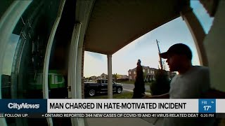 Charges laid in hate-motivated incident in Brampton