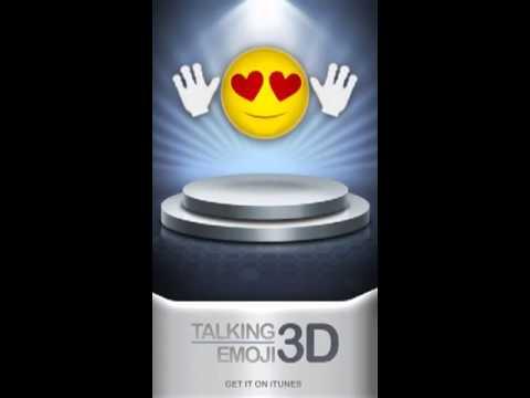 Singing Heart-Eyes Emoji