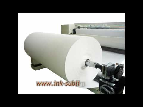 Sublimation Paper Jumbo Roll / Paper Sublimation