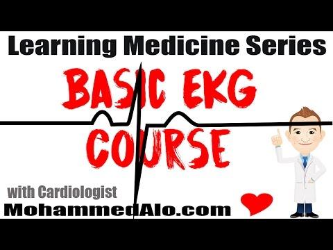 Basic EKGs Course