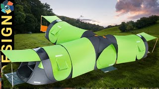 10 Tent Designs and Cool Tents to Have for Camping in 2019