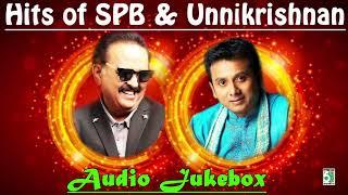 Hits Of S.P.B & Unnikrishnan Super Hit Popular Audio Jukebox