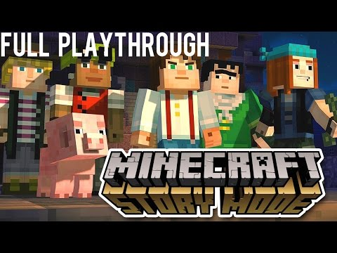 Minecraft Story Mode   Order of the