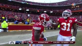 Tyreek Hill Blazing Fast 36 Yard Rushing TD   Colts vs. Chiefs   NFL