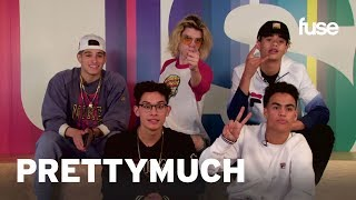 PRETTYMUCH Plays Phone Swap | Fuse First