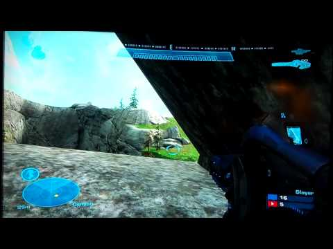 Halo Reach AC VS Destroyer KYLE!