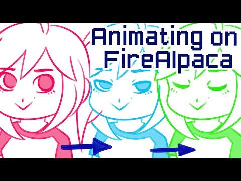 How to Animate on FireAlpaca