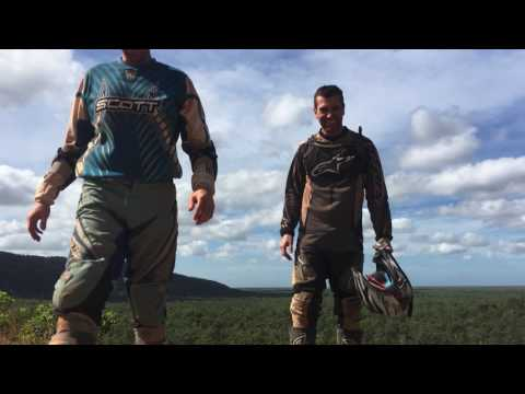 Motorcycle Adventures from Cairns to Cape York