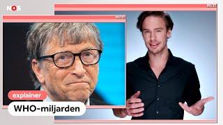 De invloed van miljardair Bill Gates in coronatijd