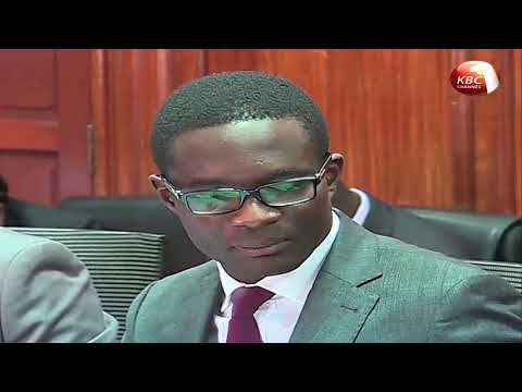 Scales of Justice - Chiloba moves to court to challenge his suspension