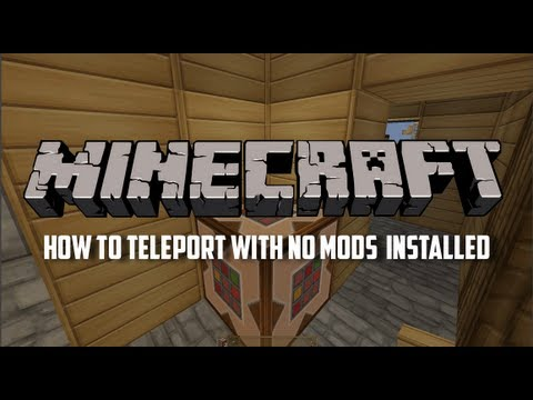 How To Teleport in Minecraft (No Mods Required)