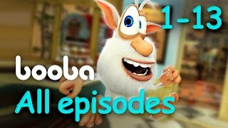 """Watch online in HD all 13 episodes of animated shorts Booba funny cartoons for kids Subscribe and watch more new cartoons  ► https://goo.gl/TMOrij  All episodes of Booba ►https://goo.gl/NOnA5v  Booba  is cute and curious like a five-year-old boy. He is discovering the world with joy and wonderment. He doesn't speak, but like a cave's man makes sounds to express his feelings.  No one knows how old he is or where he comes from, but there's no doubt that Booba missed the last hundred years of mankind evolution and now he is exploring our modern world with great passion. His awkward moves with a big will to investigate the world around us, often lead to unexpected results. But all this can't calm down his curiosity and his adventures go on. Watch new episodes of animations """"Booba"""" on channel """"KEDOO animations for kids"""" monthly!  Get social with KEDOO ANIMATIONS 4 KIDS: Facebook ▶ https://www.facebook.com/multfilmy Twitter ▶ https://twitter.com/kedooanimations  Watch Booba online in HD! Episode 1 - Kitchen ► https://goo.gl/snSSvj Episode 2 - Bathroom ► https://goo.gl/SG6Io9 Episode 3 - Nursery ► https://goo.gl/6477gu Episode 4 - Office ► https://goo.gl/PpHWFc Episode 5 - Game Room ► https://goo.gl/M6NwUf Episode 6 - Biology Cabinet ► https://goo.gl/3PirNX Episode 7 - The Candle ►https://goo.gl/zQqLKS Episode 8 - Garage ► https://goo.gl/P8sgeb Episode 9 - Attic ► https://goo.gl/mOijOl Episode 10 - Bow Tie ► https://goo.gl/rDwnBL Episode 11 - Mousetrap ► https://goo.gl/IzMaun Episode 12 - Painting ► https://goo.gl/ejOvQ2 Episode 13 - Bakery 13 ► https://goo.gl/YC7MQL All series ►https://goo.gl/zYuRuu  More information and partnership ► https://www.kedoo.com  Welcome to the official KEDOO ANIMATIONS 4 KIDS on YouTube. Enjoy great entertainment including cartoons, short movies, kids apps and toys video reviews, and our YouTube favorites ▶https://goo.gl/TMOrij"""