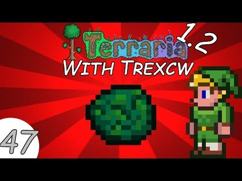 Terraria 1.2 with Trexcw - Episode 47: Quest for the Ankh Charm Part 1