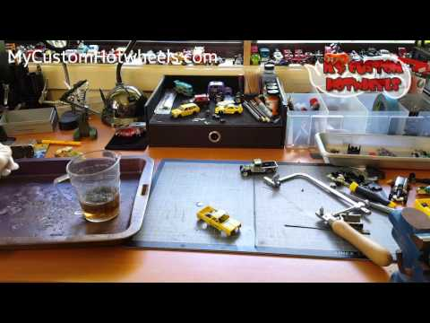 How To Rust Hot Wheels & Diecast Cars - Part 1