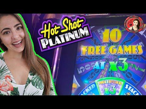 Xxx Mp4 10 Free Games At 3X On Hot Shot Platinum Slot Machine 3gp Sex